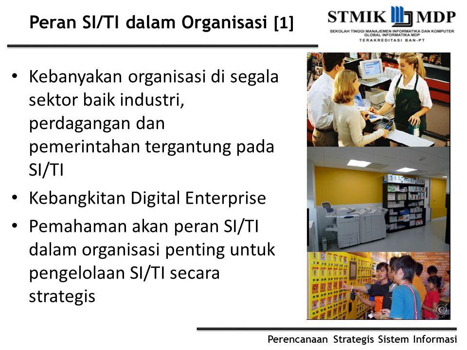 Peran SI/TI dalam Organisasi [1]